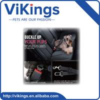 Dog Safety Vest Harness, Pet Dog Adjustable Car Safety Mesh Harness Travel Strap Vest with Car Seat Belt Lead Clip
