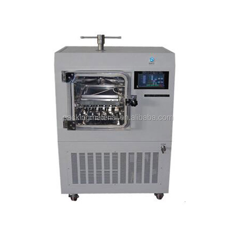 High quality fruit food vegetable mini freeze drying machine for sale
