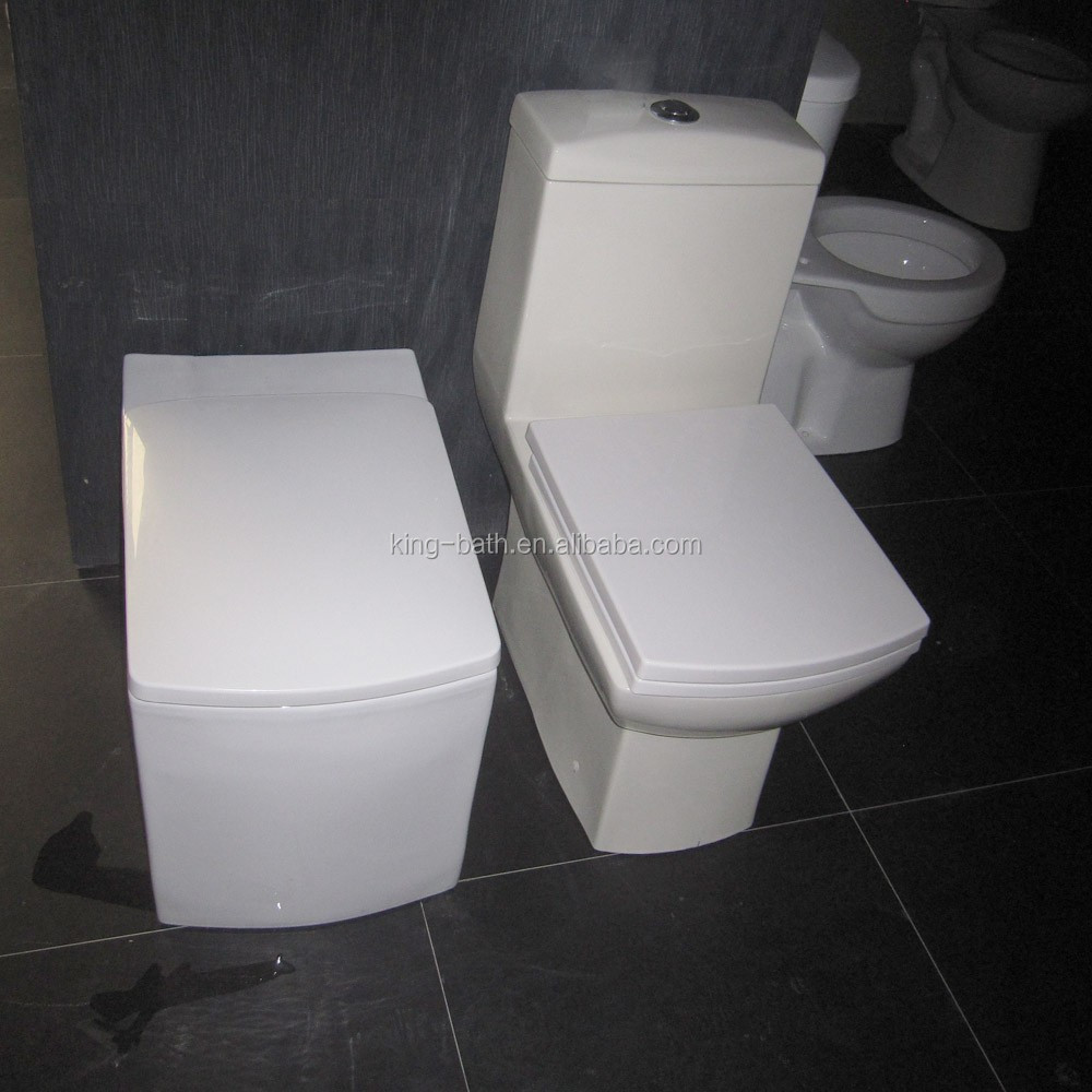 European Square Toilets Wall Toilets,Sanitary Ware Siphonic Jets ...