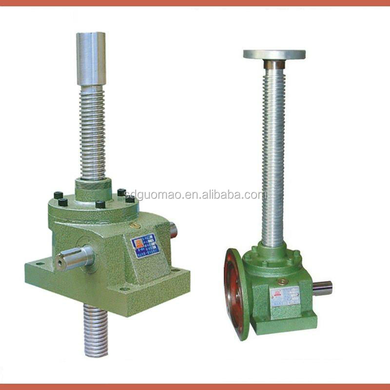small electric screw jack for lifting table