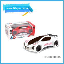 New 3D Versatile Direction Up Down Bettery Operated Car Kids Toys With EN71 ASTM Certificate