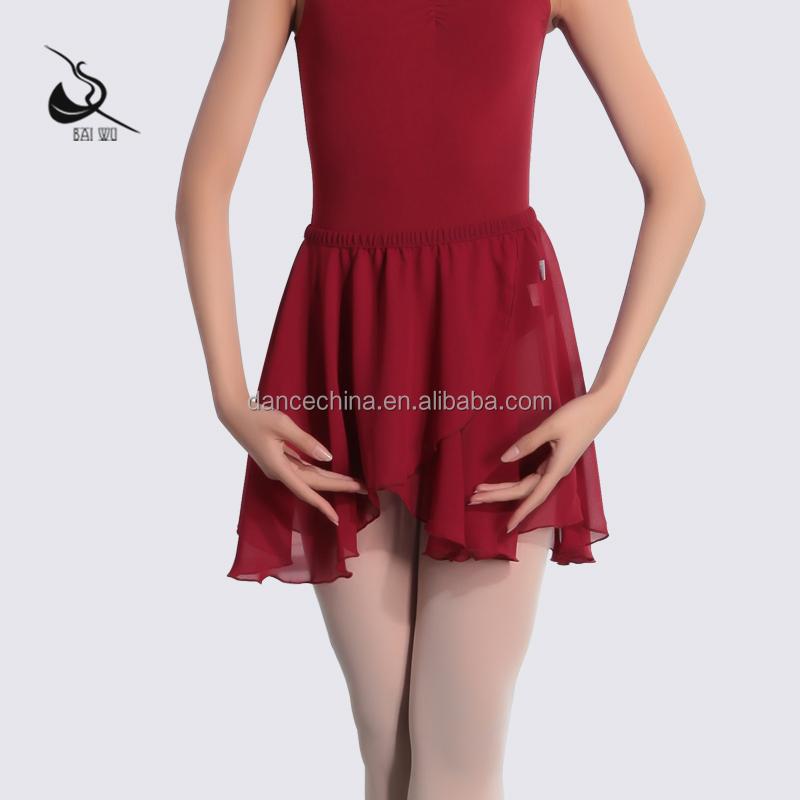 Red Ballet Skirt