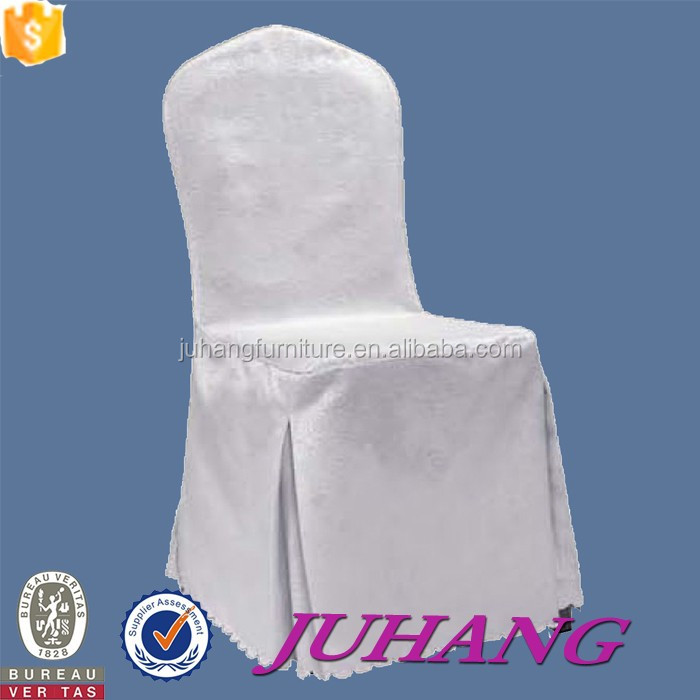 Wholesale Cheap Wedding Disposable Chair Cover For Banquet