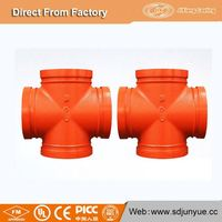 All Kinds Weight Of Pipes And Fire Hydrant Ductile Iron Pipe Fittings
