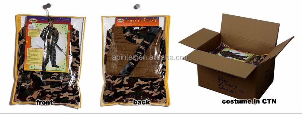 Action force soldier Costume (08-136) with ARTPRO brand