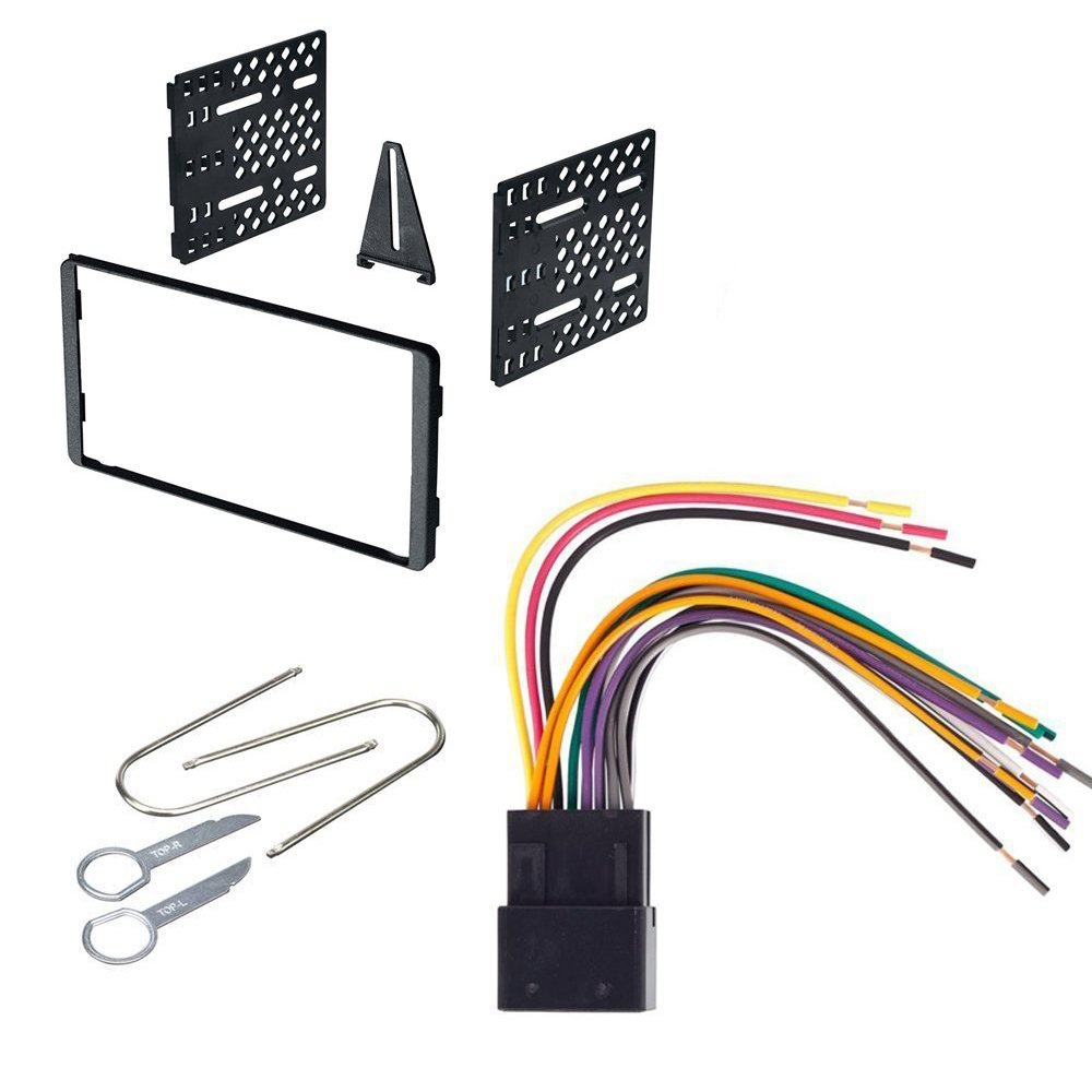Cheap 2001 Ford Radio Find Deals On Line At Alibabacom 2000 Crown Vic Antenna Wiring Get Quotations Car Stereo Cd Player Dash Install Mounting Kit Harness Mercury 1998 1999