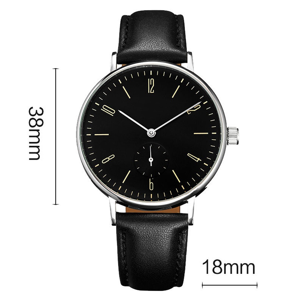 2018 watch japan movement quartz watch stainless steel back wristwatches men buy japan for Celebrity quartz watch japan movt