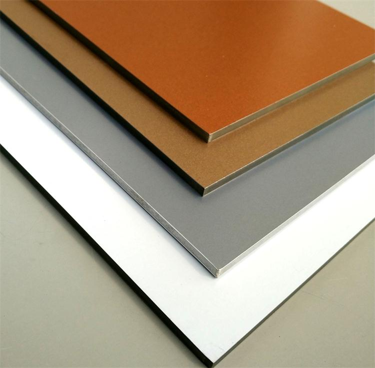 China Exporter Building material Aluminum Composite Panel 0 Low price