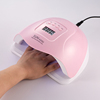 Pravite Label Led Uv Nail Curing Lamp Fast Drying 54W Nail Uv Lamp For Nail Art