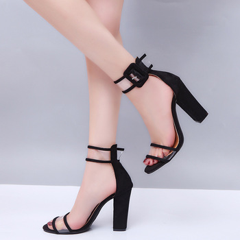 Large Heels Style Western High Party Shoes Size Selling Women Sexy Hot SandalsView Ladies Aliexpress 2018 Model ShoesAjis Product D92eWEHIY