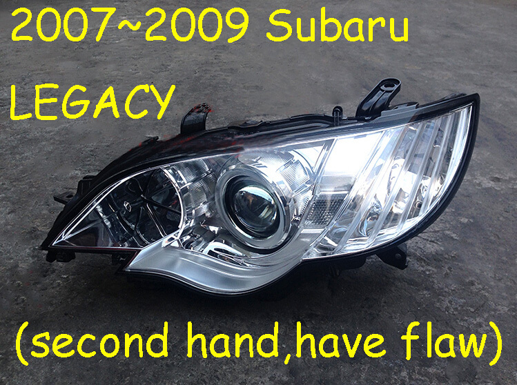 95 Subaru Legacy Headlight Wiring Layout