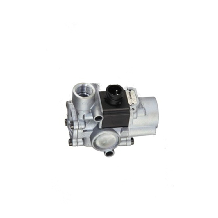 Wheel braking system regulator hydraulic solenoid valve for Youg Man