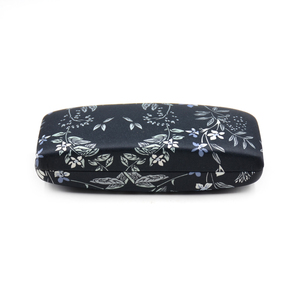 Top quality custom made cool silicon hard eyeglass case