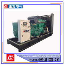 YUFA Green power solution China CE approved 120kw industrial natural gas generator sale