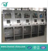 China factory price stainless steel sheet metal sheet metal box fabrication equipment shell
