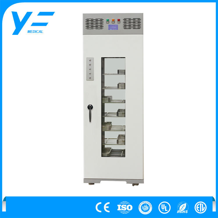 1600L Dynamically Medical LCD Dgital Display Dry Cabinet