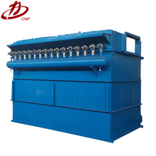 CE approved Industrial pulse cyclone dust collector filter, high efficiency dust collector