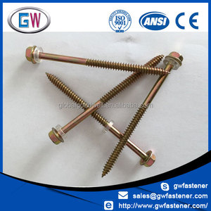 Hex Washer Head Screw #14 X 100MM Metal Roof Screw