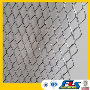 Metal Lath Specifications/Construction Material Flat Diamond Metal Lath