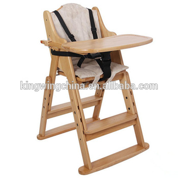 bffcfc76c11e4 Baby Feeding Chairs baby High Chair wooden High Chair - Buy Wooden ...