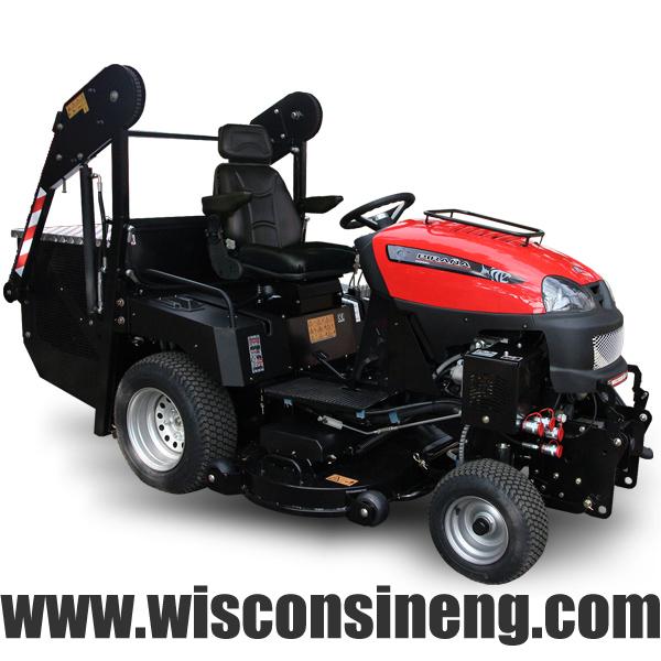 W-3800 Piranha Diesel Groundscare Tractor