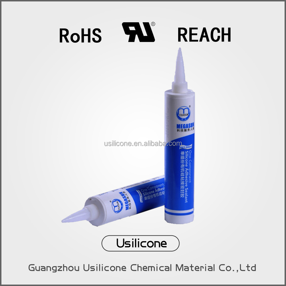 RTV-1 silicone <strong>adhesive</strong> with good quake-proof for junction box
