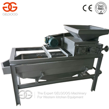 almond decorticator/filbert sheller machine/nut cracker machine