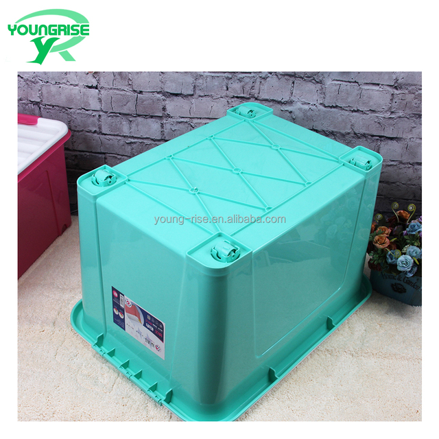 Clear large green plastic stackable storage bins  sc 1 st  Alibaba & Buy Cheap China green plastic storage bin Products Find China green ...