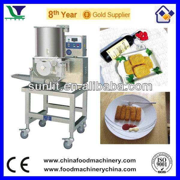 Automatic Beef Pork Chicken Fish Meat Ball Forming Machine