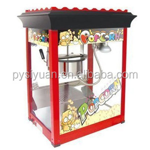 hot air commercial flavored automatic popcorn vending PM602