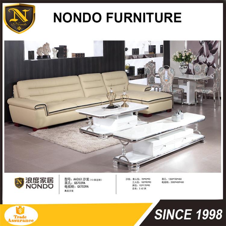 Inexpensive Furniture Stores Nondo Leather Sofa Couches Designer