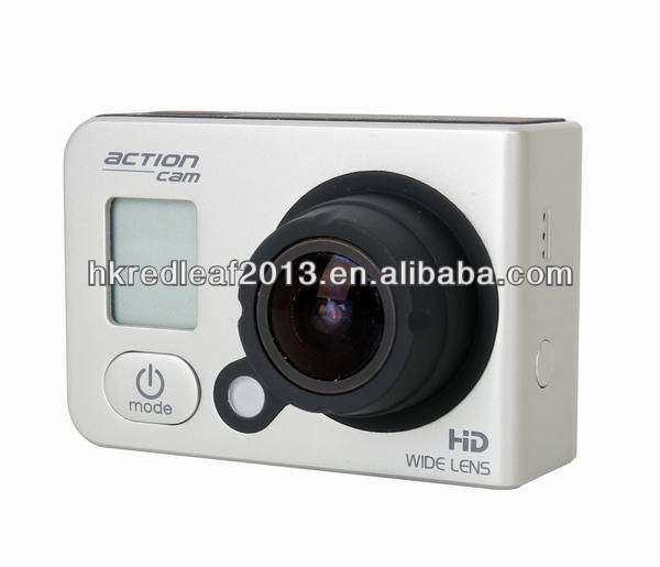 FullHD 1080P wifi action camera