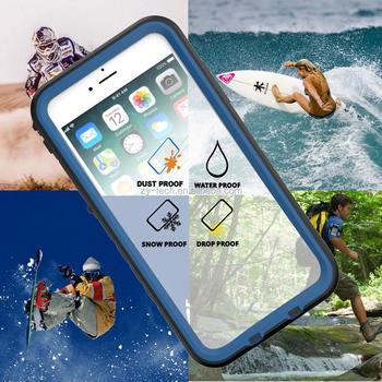 new styles 4cbec 96af4 Waterproof Case For Iphone 8 Plus 7 Plus,Hot Selling Slim Design Built In  Screen Protector Shockproof Water Resistant Case For - Buy Underwater ...