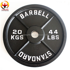 Wholesale Professional Competition Cast Iron Weight Plates