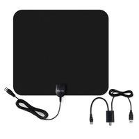 China Supplier New Home Digital Indoor TV Antenna 50 miles range Free Tv Anternna