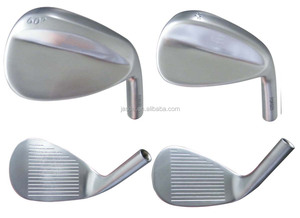 Custom Golf Forged Wedge . satin finish .silver plated