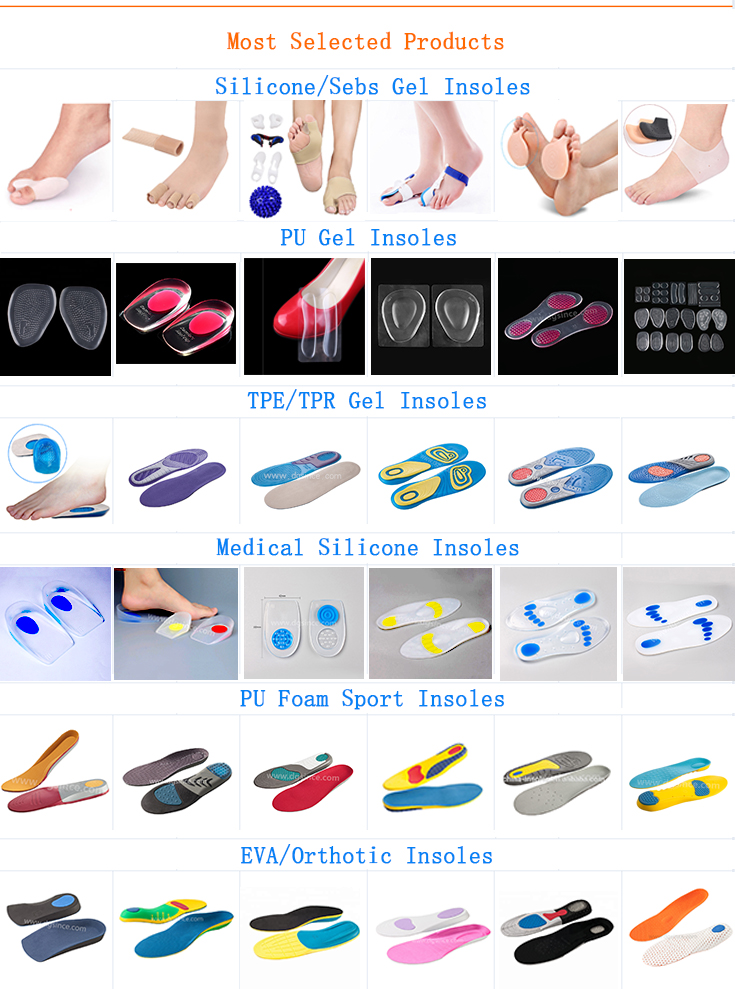 Pain relief medical foot products fabric anti friction metatarsal pad