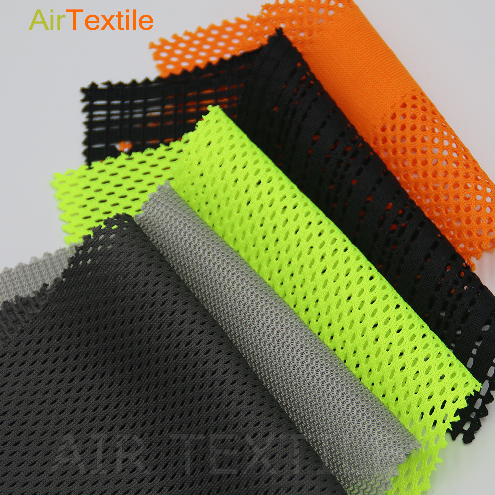 New design breathable 3d mesh spacer fabric for Military clothing