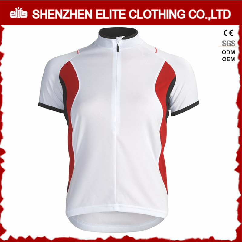Personalised Logo Fashion French Cycling Jersey White