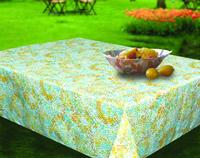 Fabric sequin table cloth linen gold table cloth cover