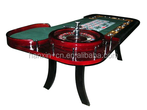 Casino roulette wheel table for sale