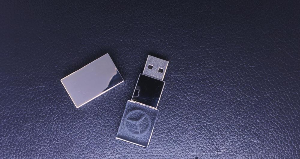 Crystal Imported Perspex Usb Disk Holder With Polishing,Clear ...