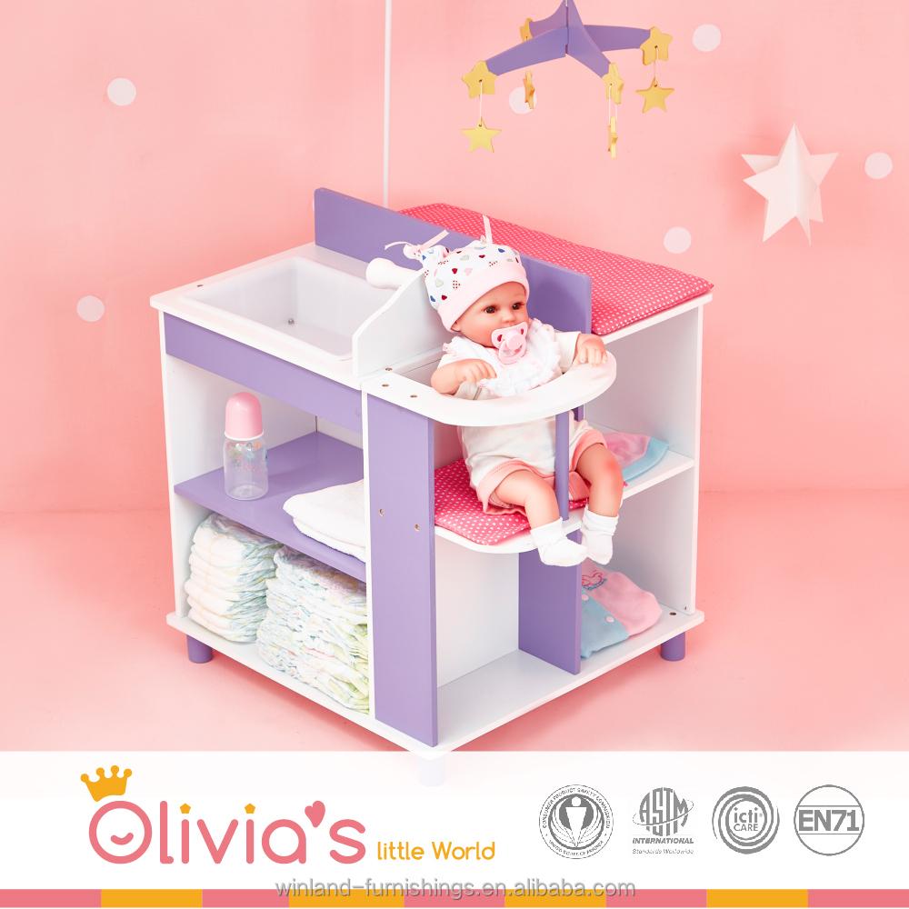 Olivia\'s Pequeño Mundo-bebé Cambio De Estación Con Almacenamiento ...