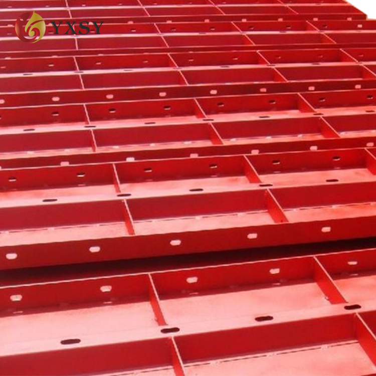 Building Wall Steel Formwork for Concrete Column