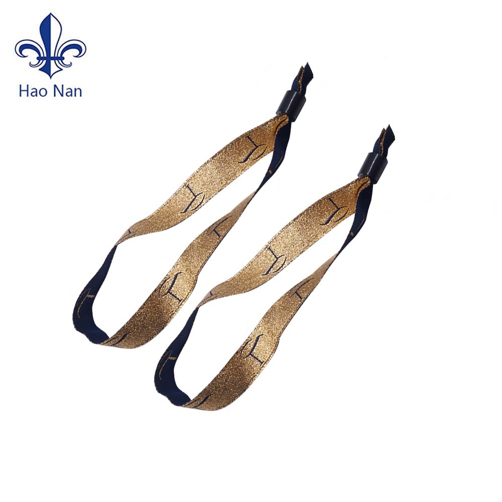 2016 good quality hot selling satin ribbon bracelets for kids