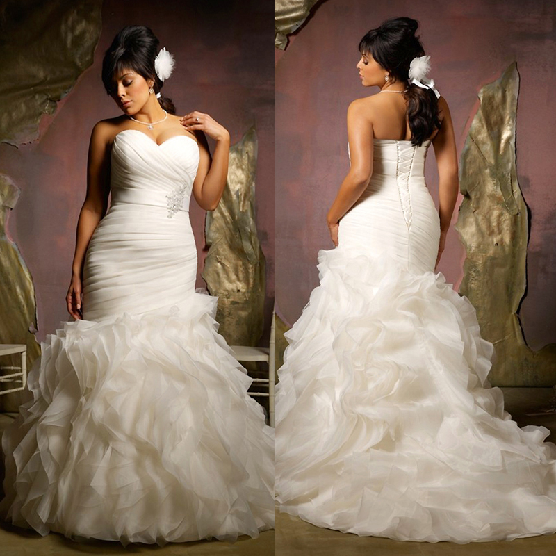 Wedding Dresses For Fat People 99