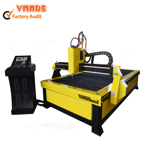 CE Supply Factory Price 10 mm Steel Cutting Gas CNC Cheap Metal Plasma Cutter Machine1325/1530/2040