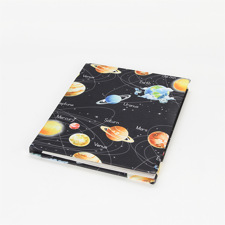 New arrival elastic cloth book covers fabric book covers stretchable fabric book cover