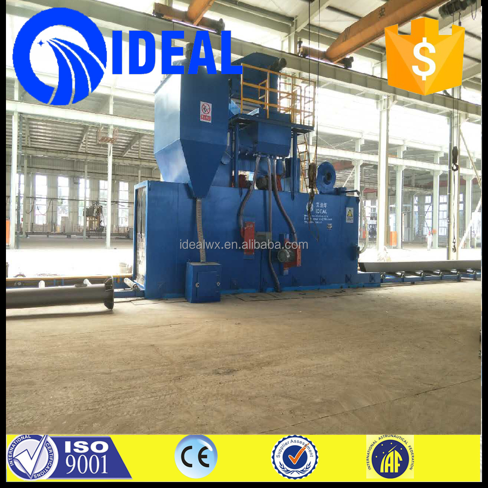 New type cleaning equipment shot blasting machine price