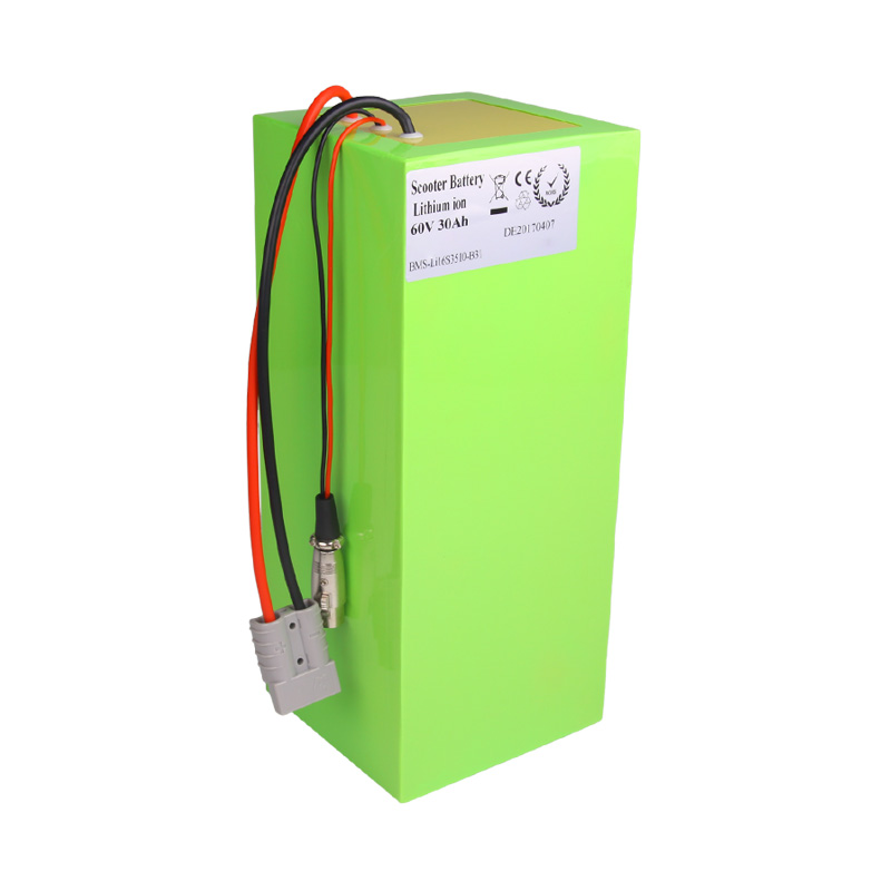KOK POWER Lithium Battery Pack 60V 20Ah Electric Scooter Battery 60 Volt Lithium Battery